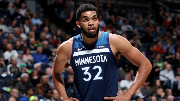 Will Karl-Anthony Towns and the Minnesota Timberwolves find the answers against Brooklyn?