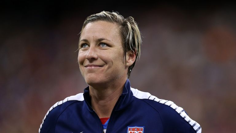 Social activist and former footballer Abby Wambach is one of Angel City FC's investors