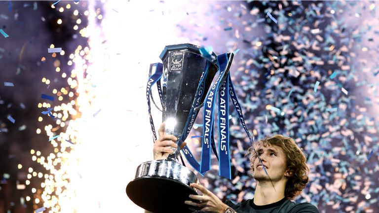 Alexander Zverev will be aiming to defend his Nitto ATP Finals title this November