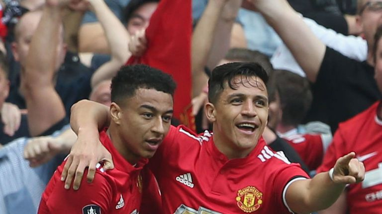 Jesse Lingard and Alexis Sanchez are ready to return for Manchester United