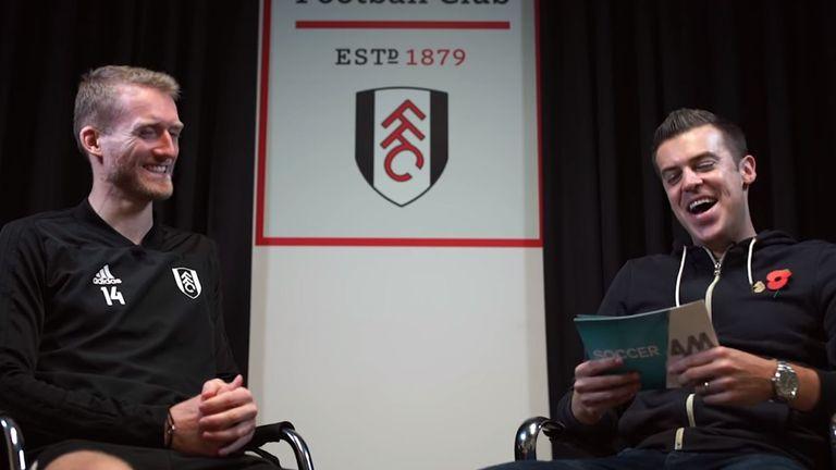 Andre Schurrle speaks to Soccer AM