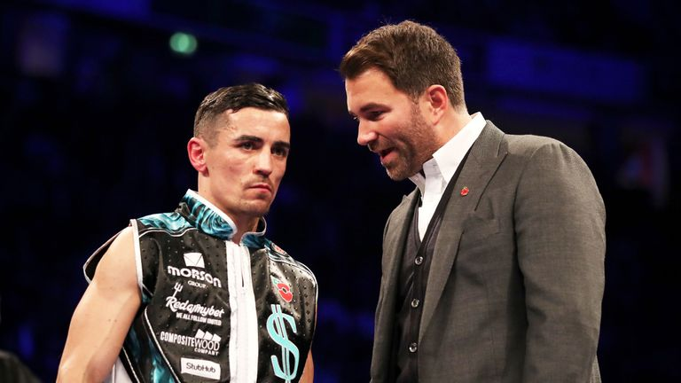 Anthony Crolla has been guaranteed a world title shot in next fight
