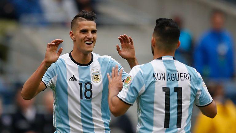 Lamela has 23 caps for Argentina
