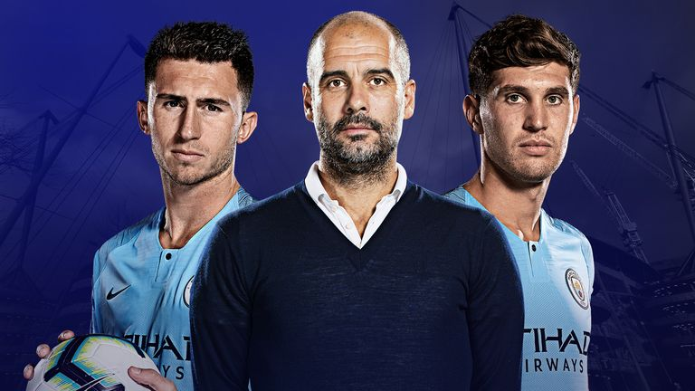 Aymeric Laporte and John Stones are impressing this season