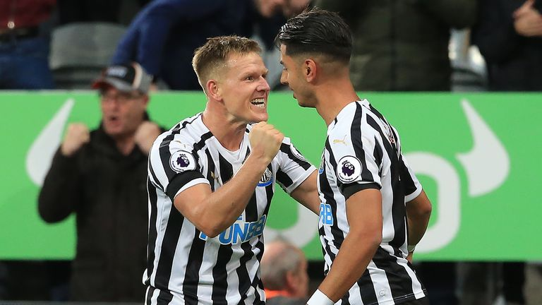 Confidence is on the rise at Newcastle after a beating Watford last week