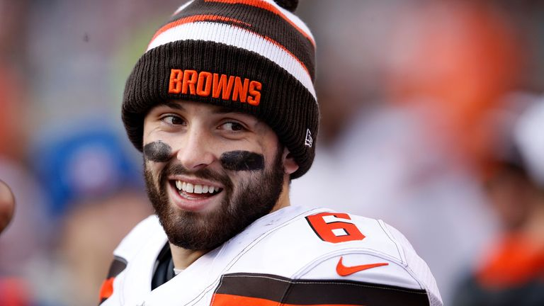 Is the Cleveland job, with young quarterback Baker Mayfield, a more attractive prospect?