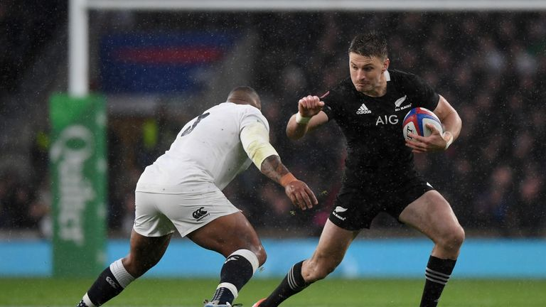 The All Blacks know how to win a game anywhere, even when not at their best