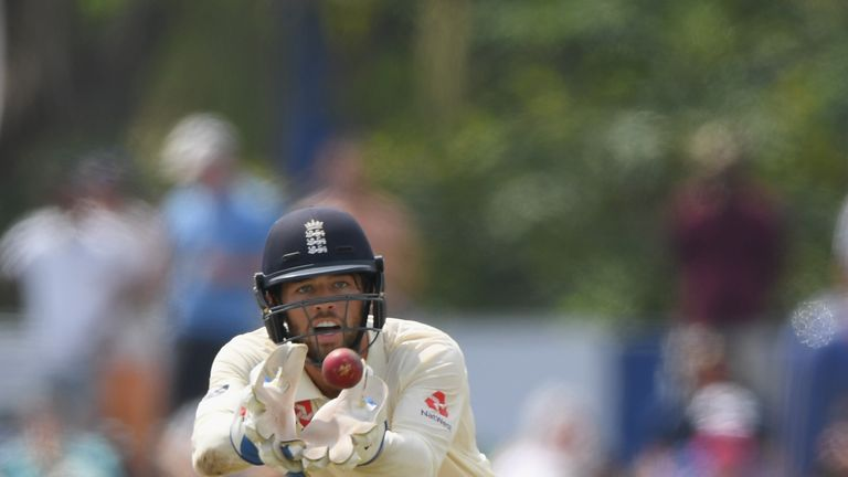 Stewart believes Foakes is the best wicketkeeper in world cricket