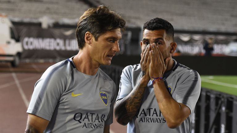 Copa Libertadores final between Boca Juniors and River Plate called off again