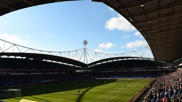 Bolton players and staff were told their wages for the month would be paid late due to financial difficulties