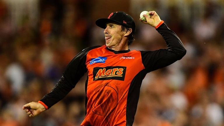 Brad Hogg is our guest on the latest Sky Cricket Podcast