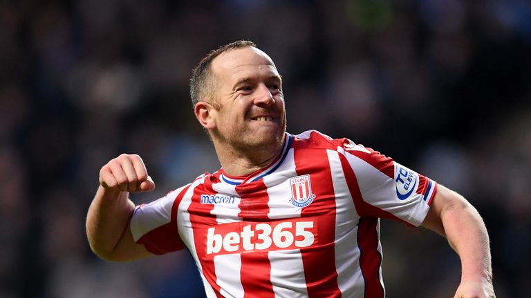 Charlie Adam made over 150 league appearances during a seven-year spell with Stoke
