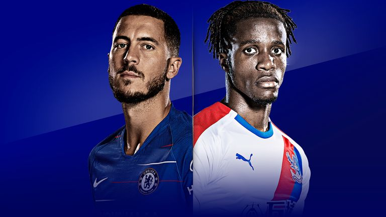 Chelsea vs Crystal Palace - live on Sky Sports Premier League