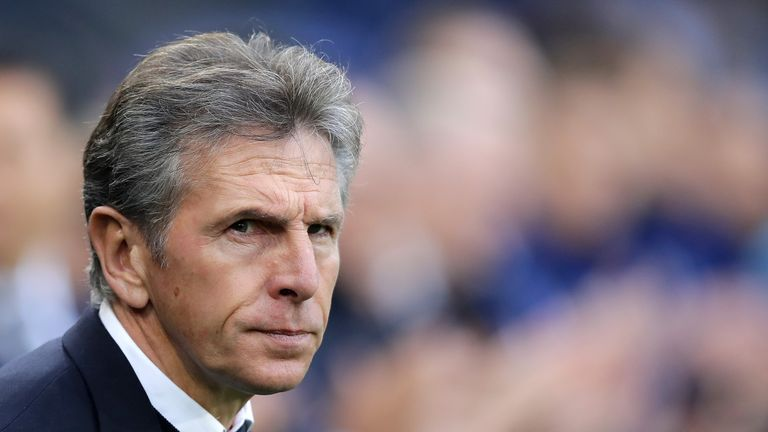 Claude Puel led Southampton to the League Cup final in 2017