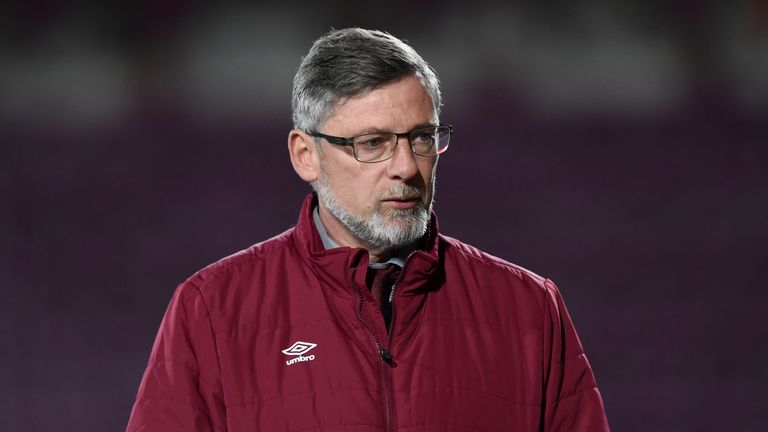 Hearts manager Craig Levein has called on his side to cut out mistakes