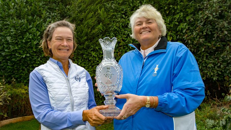 Gleneagles will host the Solheim Cup next year