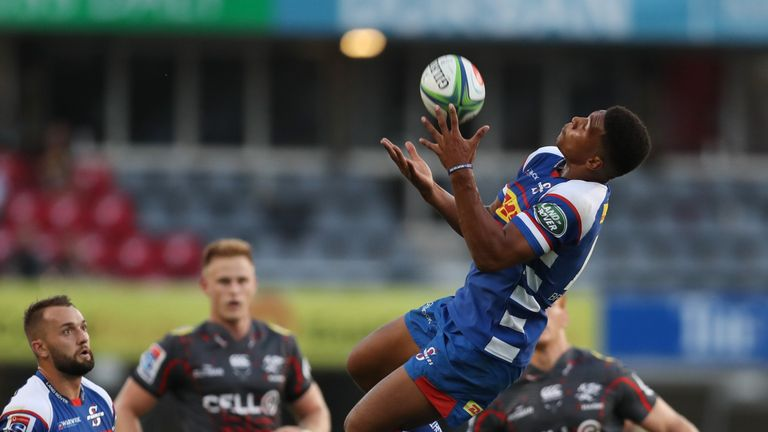 Damian Willemse- pace power and safe as houses under the high ball