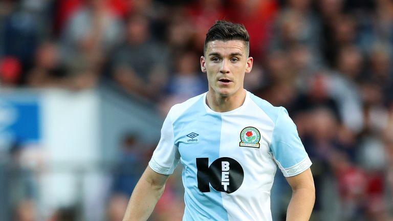 Darragh Lenihan is a doubt for Blackburn