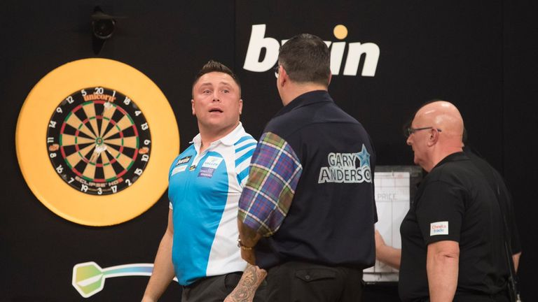 Price's £21,500 fine sent shockwaves across the darting world