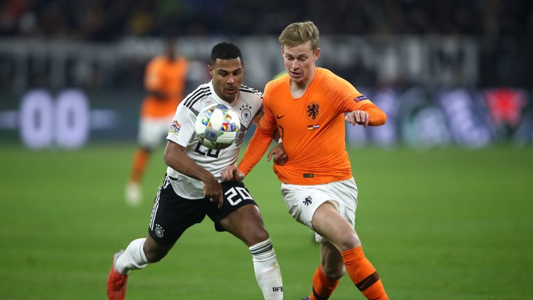 Frenkie de Jong scouting report: How highly-rated Netherlands midfielder fared against Germany | Football News |