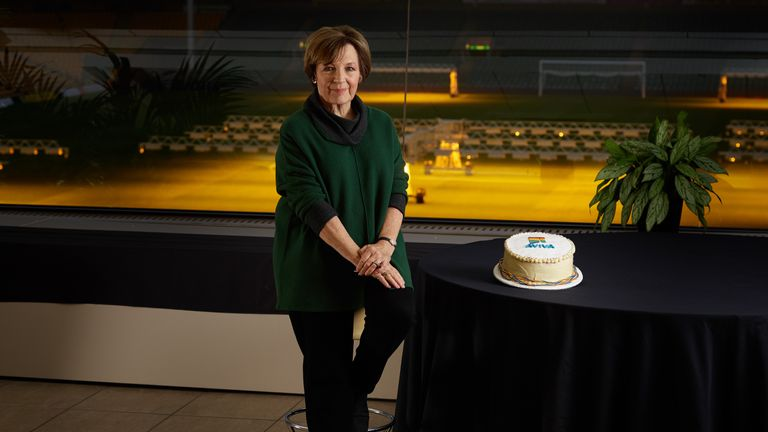 Delia has also made the cake recipe available for anyone to try and bake at home