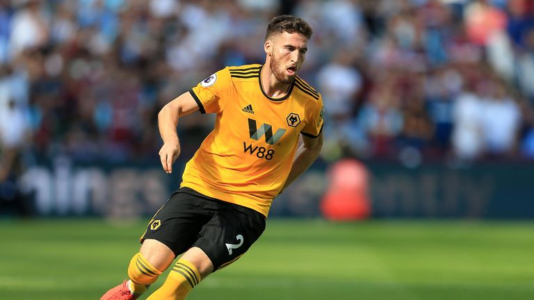 Matt Doherty provides a great attacking threat from defence