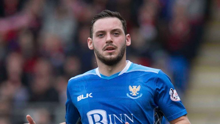 St Johnstone winger Drey Wright out for season with knee injury | Football News |