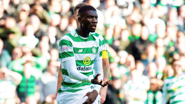 Eboue Kouassi suffered a season-ending cruciate ligament injury on Sunday