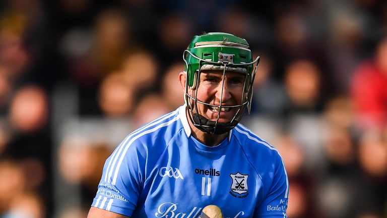 Eddie Brennan and Graige-Ballycallan are preparing for a Leinster final