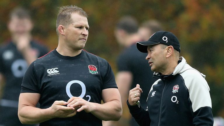 Ireland v England: Dylan Hartley not in squad for Six Nations opener