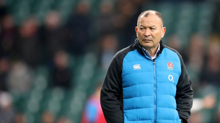 Eddie Jones has some fantastic options to call upon from his replacements bench