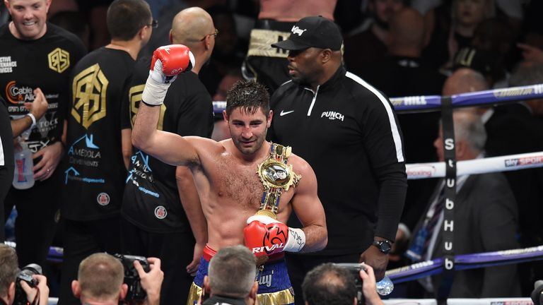 Frank Buglioniclaims a win overFanlong Mengwill re-establish him as a serious contender | Boxing News |