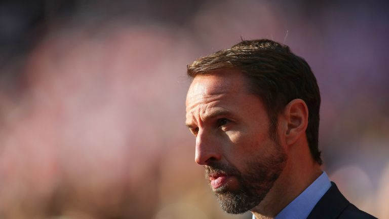 Gareth Southgate says his Nations League final preparations may not be ideal