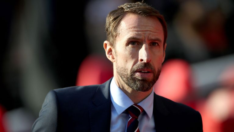Gareth Southgate faces a tough decision over Man City and Man Utd players in his upcoming Nations League squad