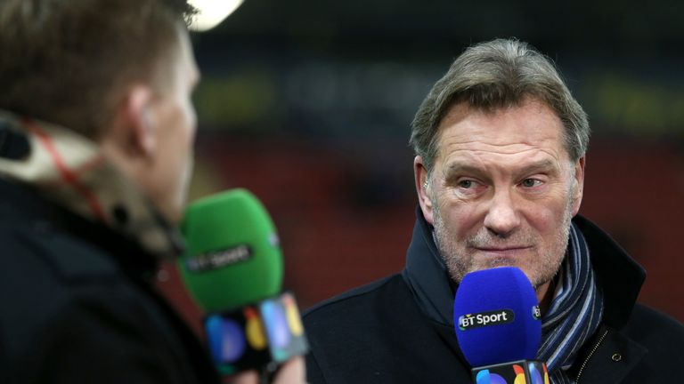 Glenn Hoddle was taken ill last week, with his condition described as 'serious'