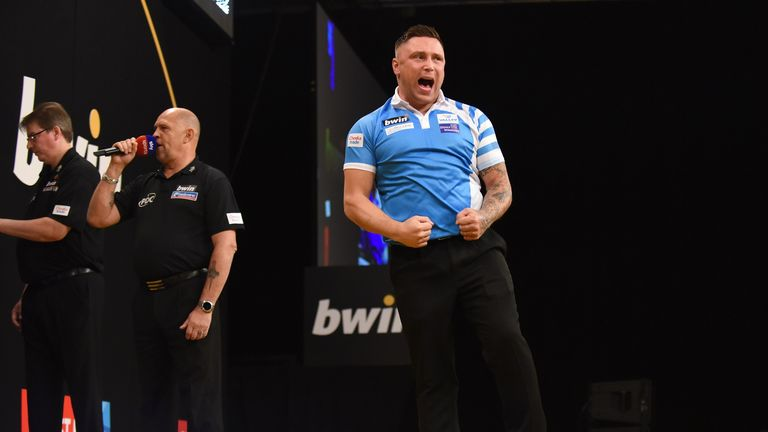 Gerwyn Price continued his recent good form with a victory in his opener