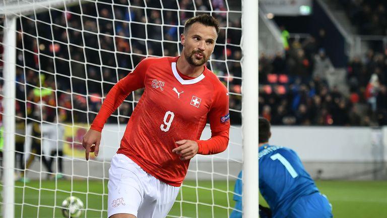 Republic of Ireland will clash with Switzerland, who thumped five past Belgium in the last international break