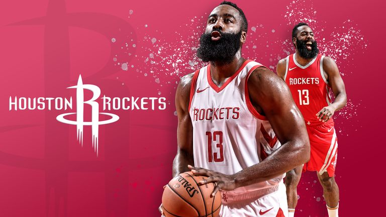 on sale 7a44f e459b James Harden: How Houston Rockets superstar went from sixth ...