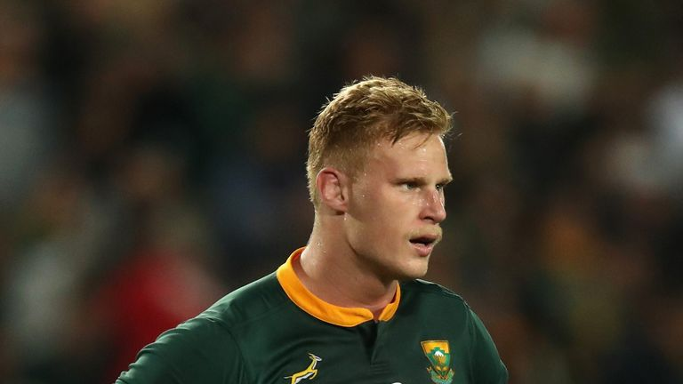 Jean-Luc Du Preez will join his brother Rob at the AJ Bell Stadium