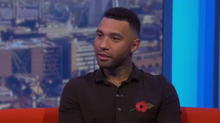 Jermaine Pennant was on Goals on Sunday