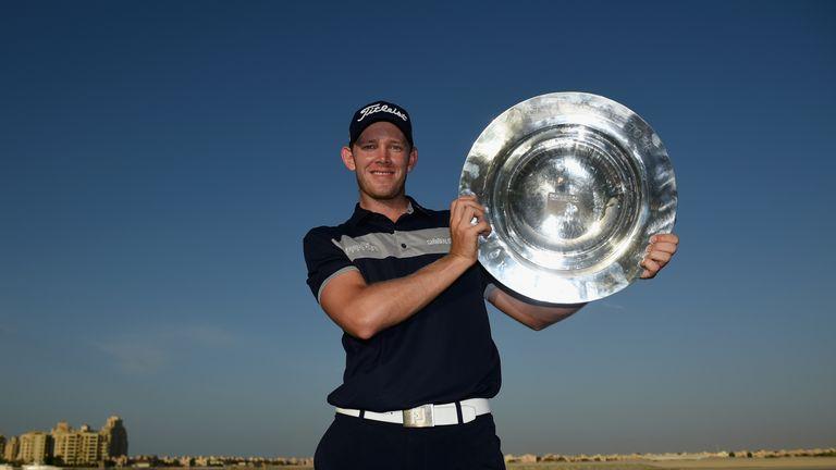 Joachim B Hansen held on to top spot in the Road to Ras Al Khaimah rankings