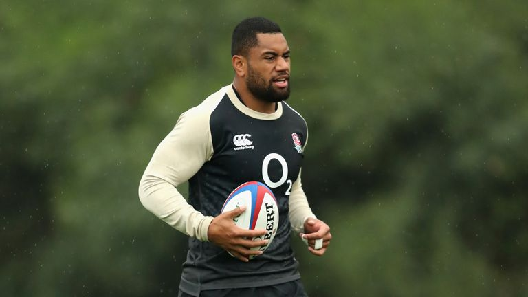 Cokanasiga handed England debut as Jones makes 11 changes for Japan