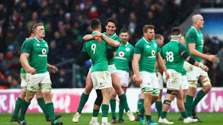Can Ireland win back-to-back Gran Slams?