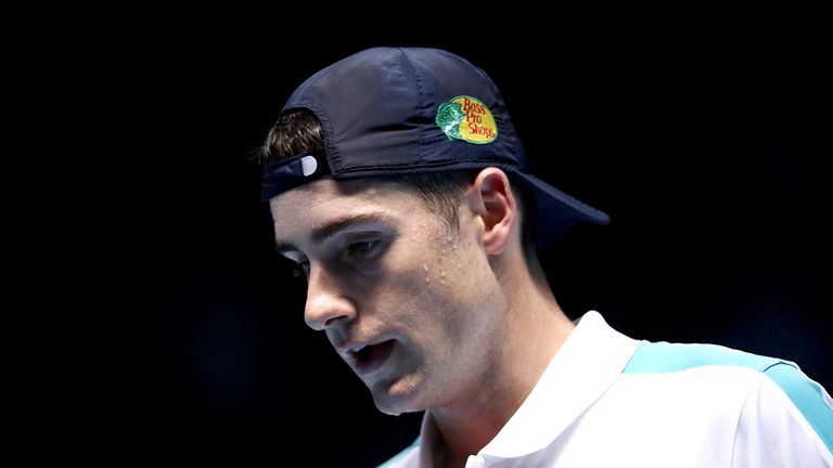 John Isner found it 'very difficult' against Marin Cilic after loss of close friend | Tennis News |