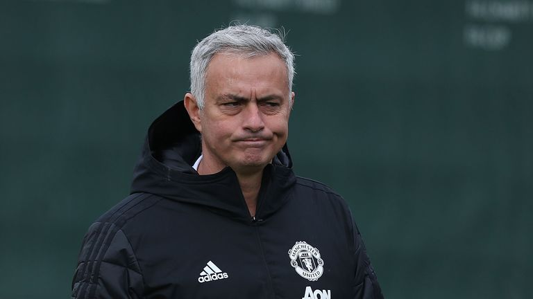 Manchester United's slow starts have been a conundrum for Jose Mourinho