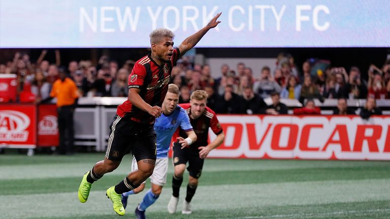 MLS round-up: New York Red Bulls advance as New York City bow out