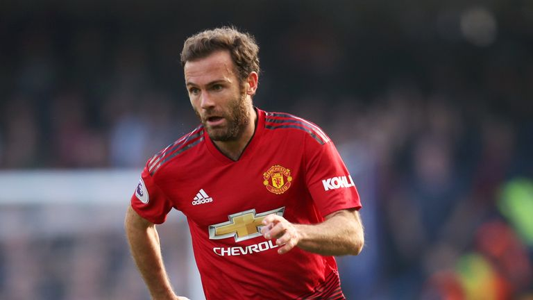 Juan Mata has held talks over a free transfer to Barcelona this summer, Sky Sports News understands