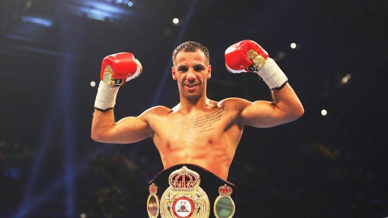Kal Yafai holds the WBA super-flyweight title
