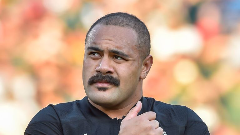 Karl Tu'inukuafe: The former bouncer who will be scrumming against Kyle Sinckler