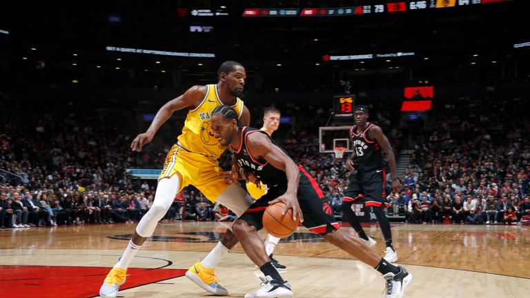 Toronto Raptors beat Golden State Warriors 131-128 in overtime | NBA News |